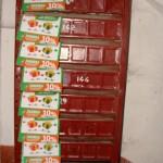 Доставка по скриньках в Мукачево