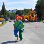 Клоуни на святі у Львові