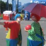 Чудо клоуни у Львові